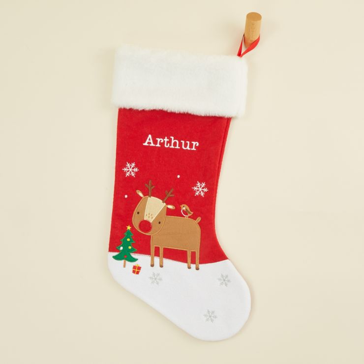 My 1st Years Personalised Stocking