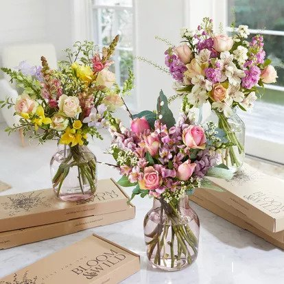 Flower Subscription - Bloom & Wild