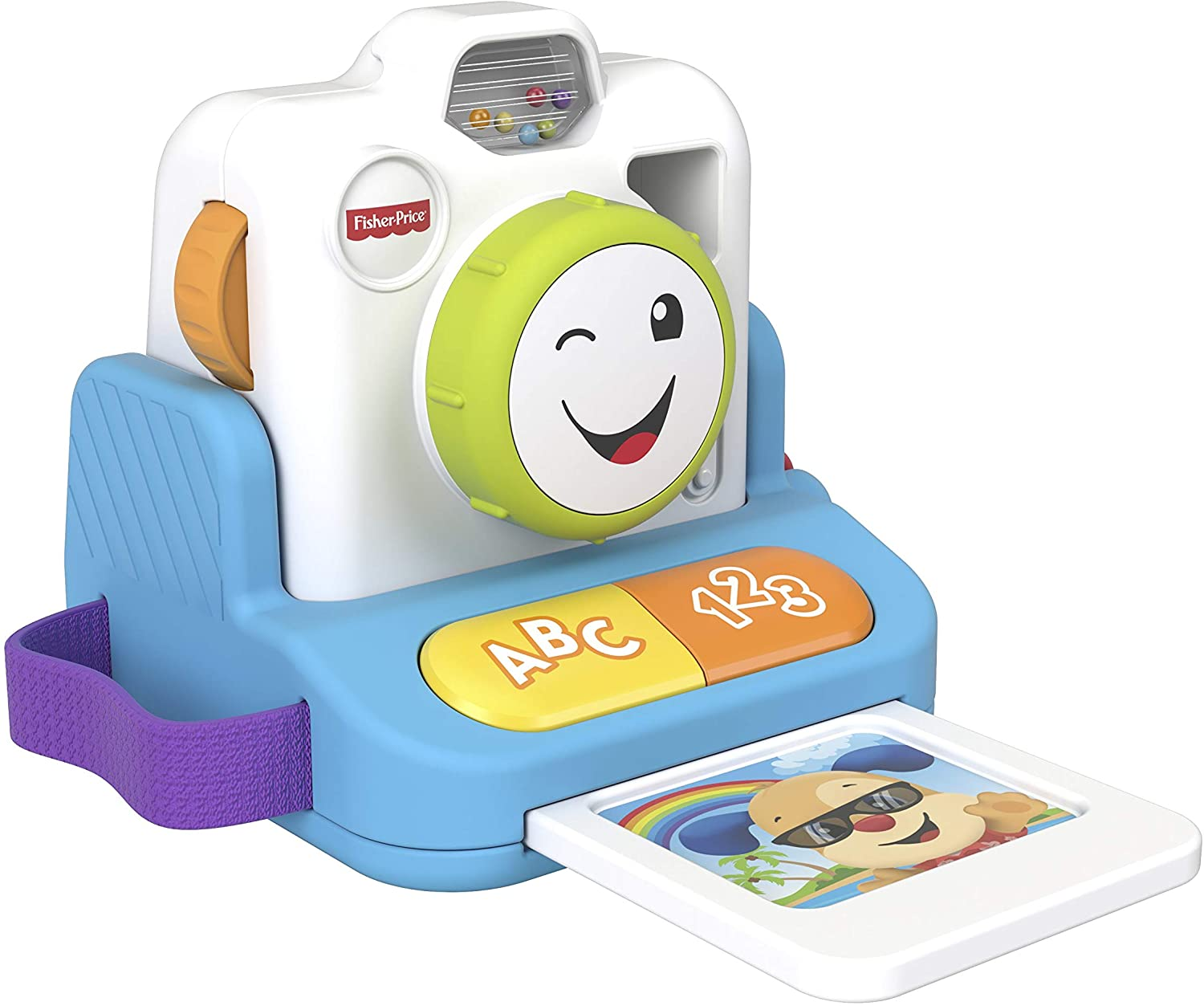 Laugh And Learn Click And Learn Instant Camera - Fisher Price