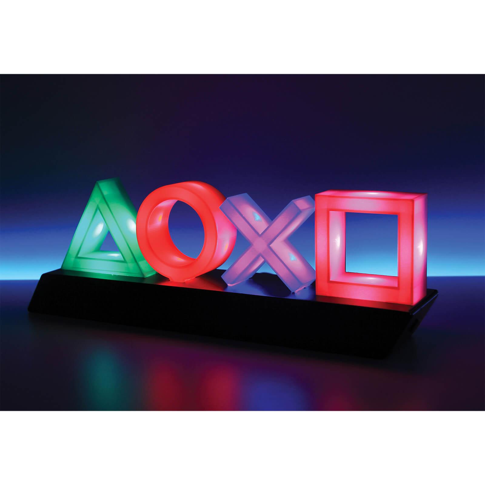 Playstation Icon Lights - Paladone