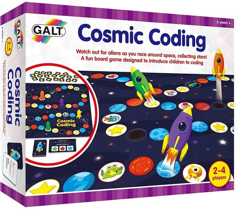 Cosmic Coding Game - Galt