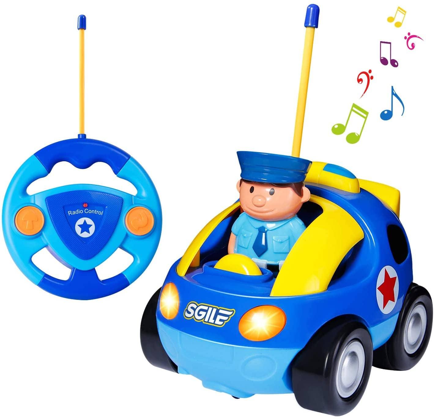 Remote Control Car - SGILE