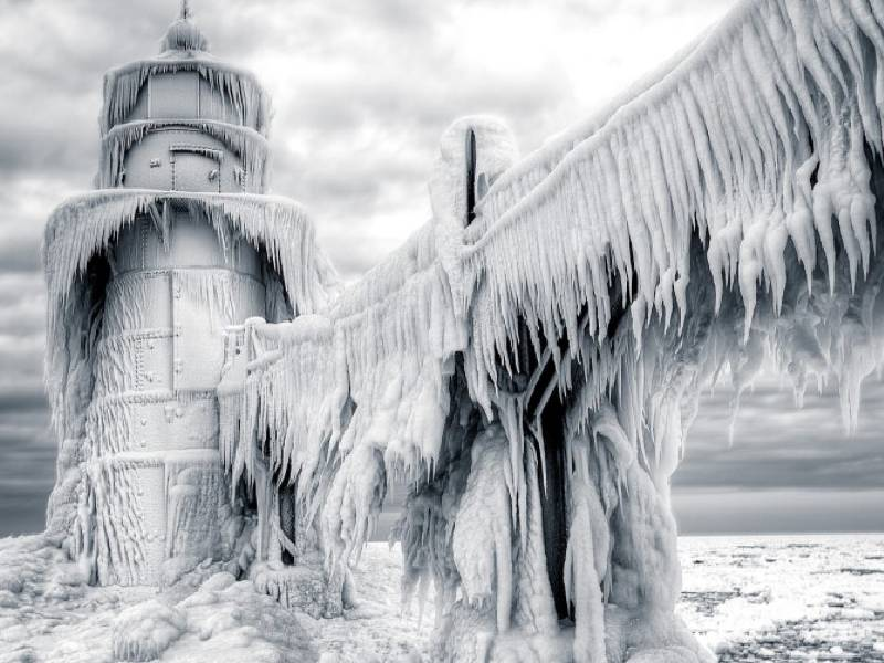 Ice Dragons are incredibly powerful beings but also beautiful.