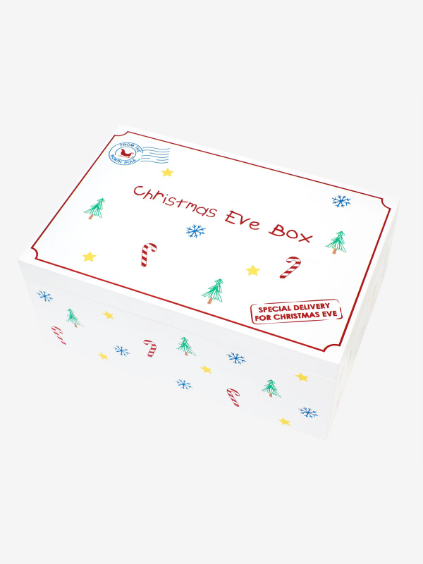 JoJo Maman Bebe Wooden Christmas Eve Box