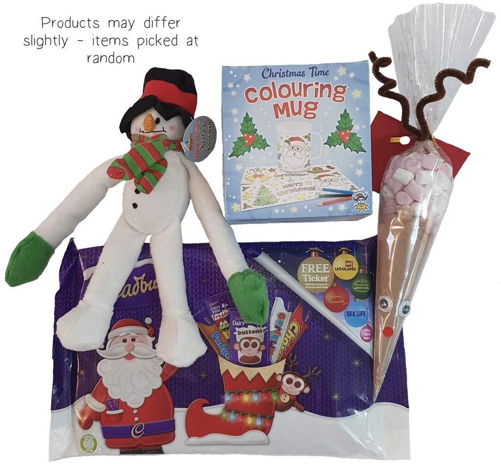 Zolex Penguin Pre-Filled Christmas Eve Box.