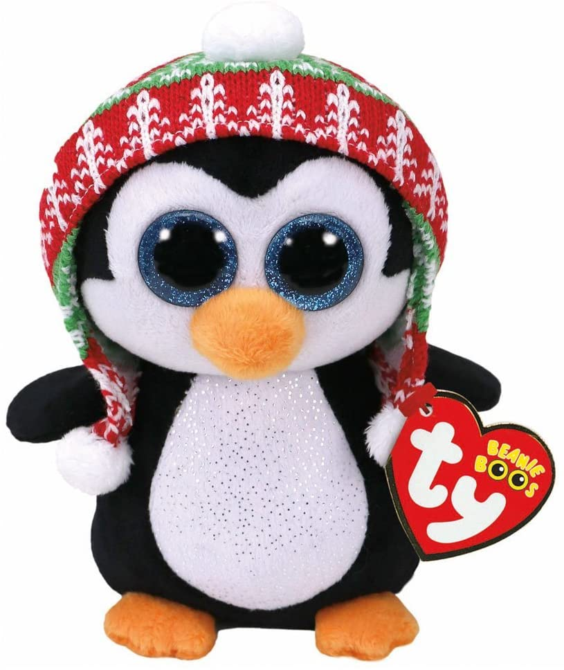Penelope the Penguin - TY Beanie Boo