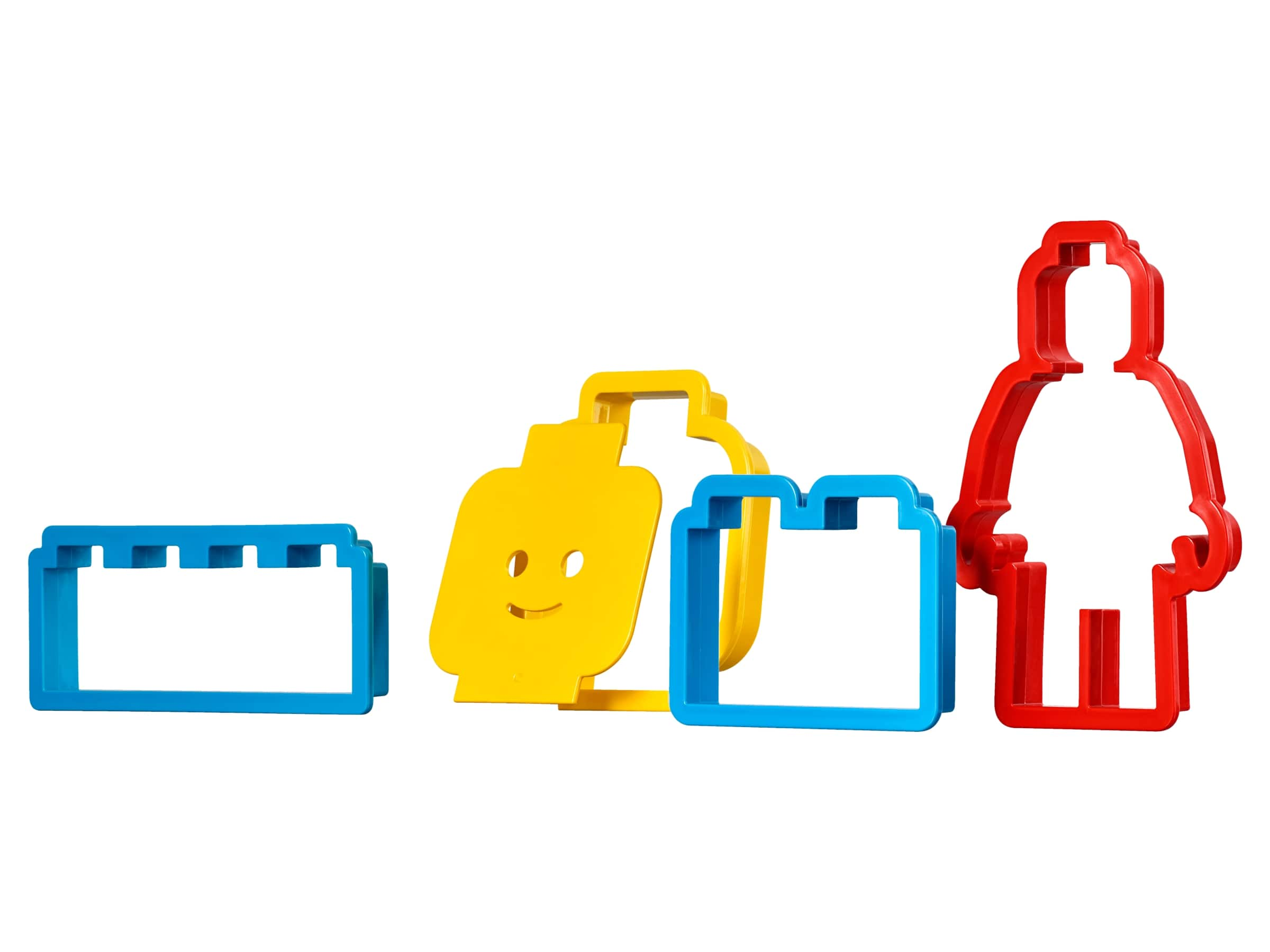 Lego Cookie Cutters.