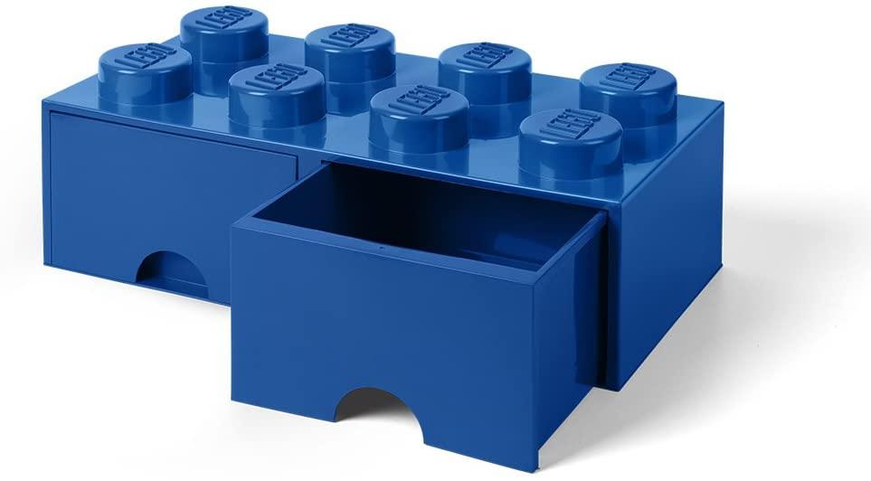 Lego Brick Drawer Stackable Storage Box.
