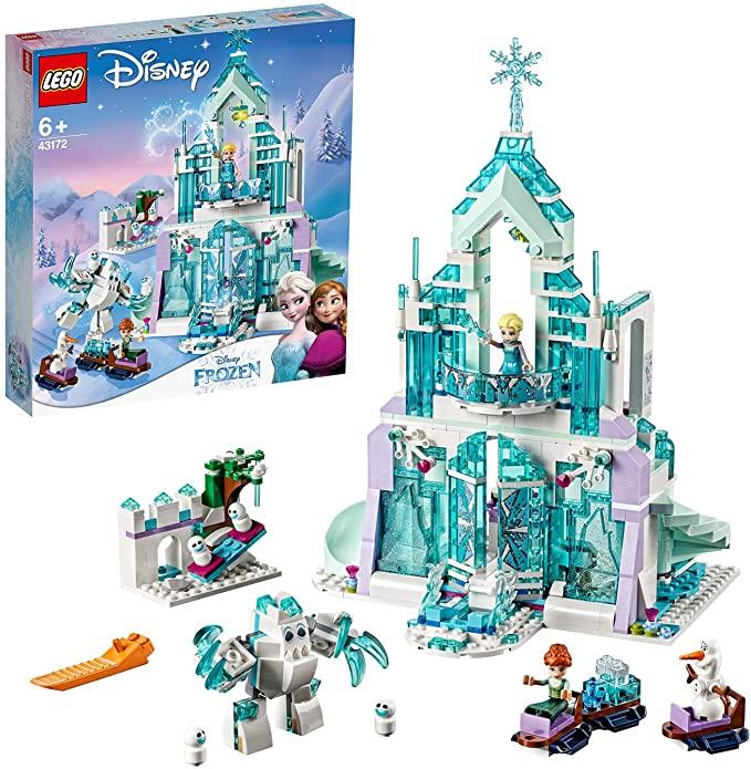 Lego Disney Princess 'Frozen' Elsa's Magical Ice Palace Set.