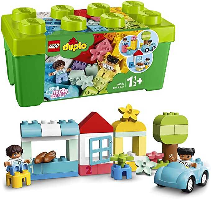 Lego DUPLO Classic Brick Box Building Set.