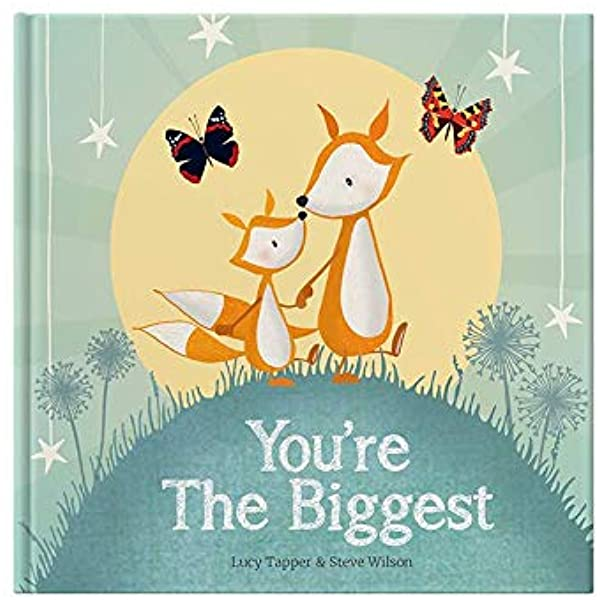 You're The Biggest Book - Lucy Tapper