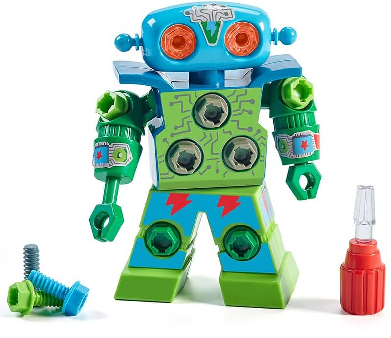 Design & Drill Robot - Learning Resources