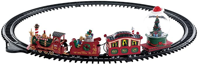 Lemax Christmas Figurine North Pole Railway.