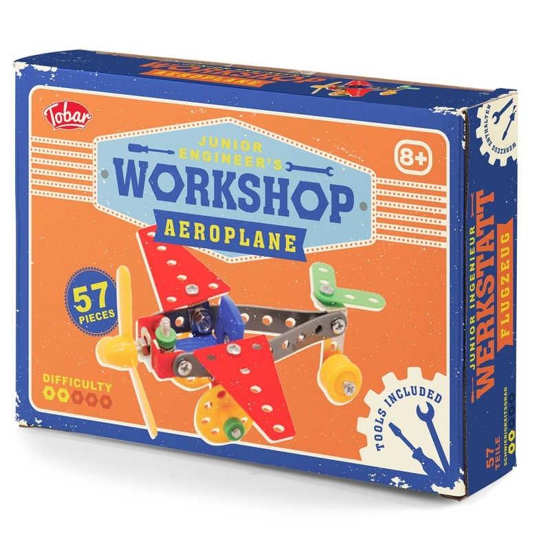 Junior Engineer Workshop Aeroplane - Tobar