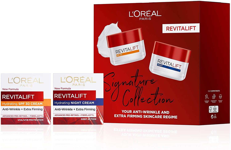 L'Oreal Paris Revitalift Signature Collection Gift Set