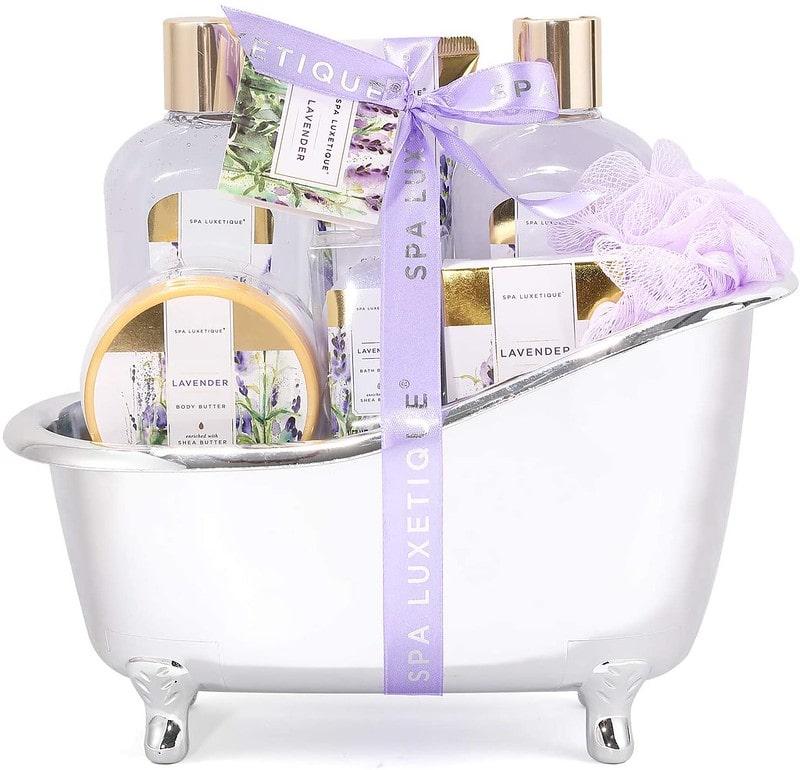 Spa Luxetique Spa Bath Lavender Gift Set