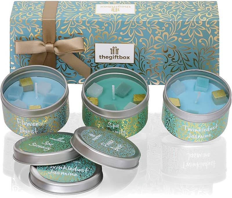 TheGiftBox Scented Candle Giftset
