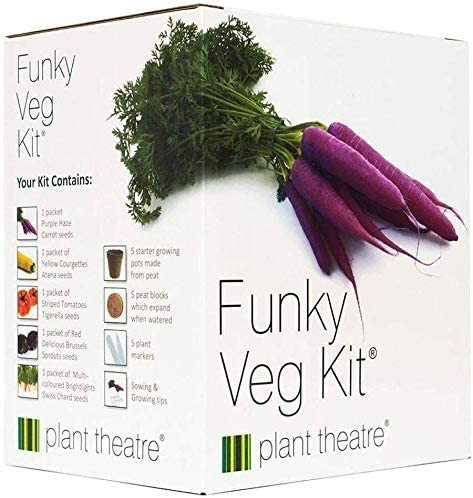 Funky Veg Kit - Plant Theatre