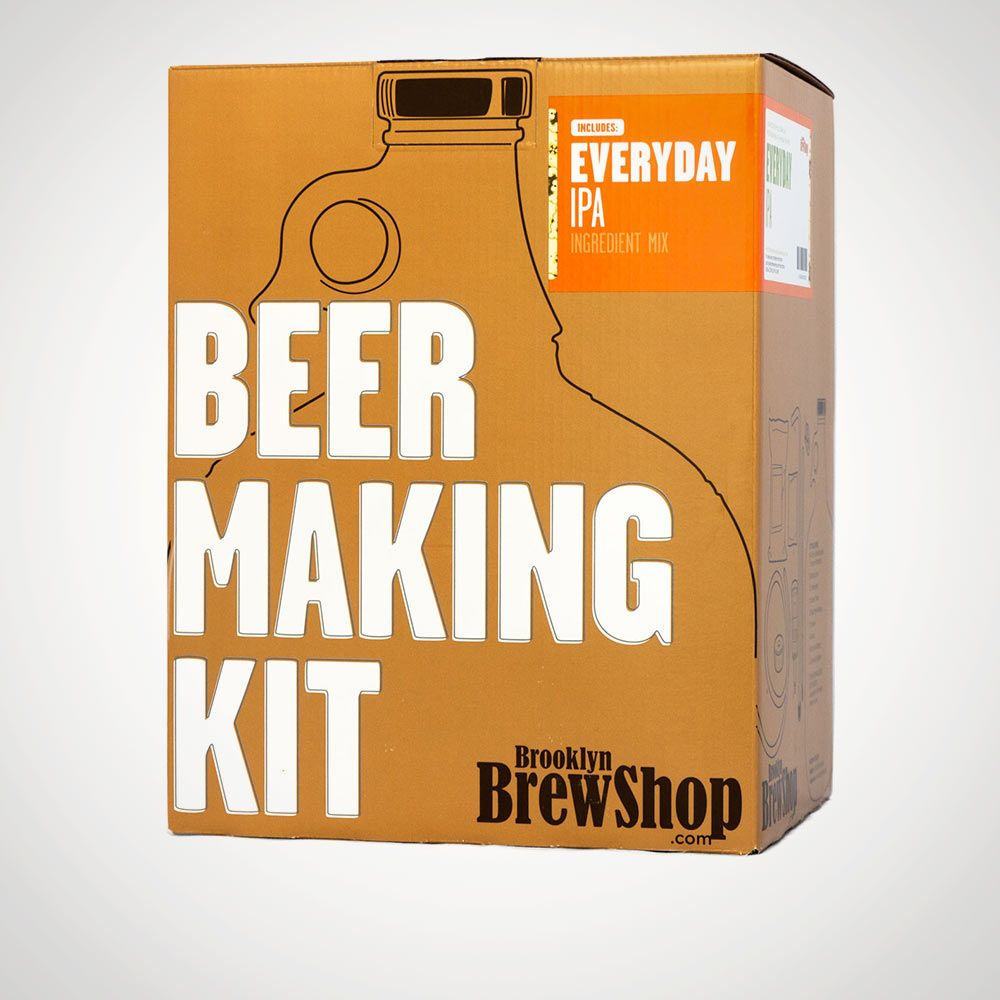 EVERYDAY IPA BEER MAKING KIT - MenKind