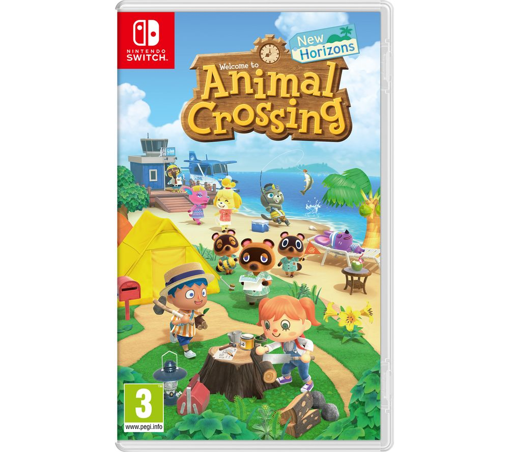Animal Crossing New Horizons - Currys PC World.