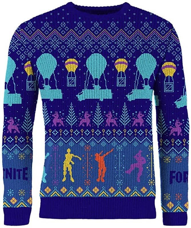 Fortnite Christmas Jumper