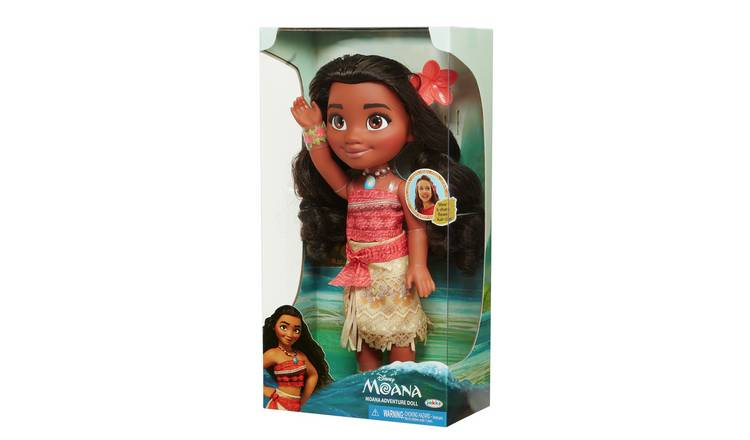 Disney Princess Toddler Moana Doll.
