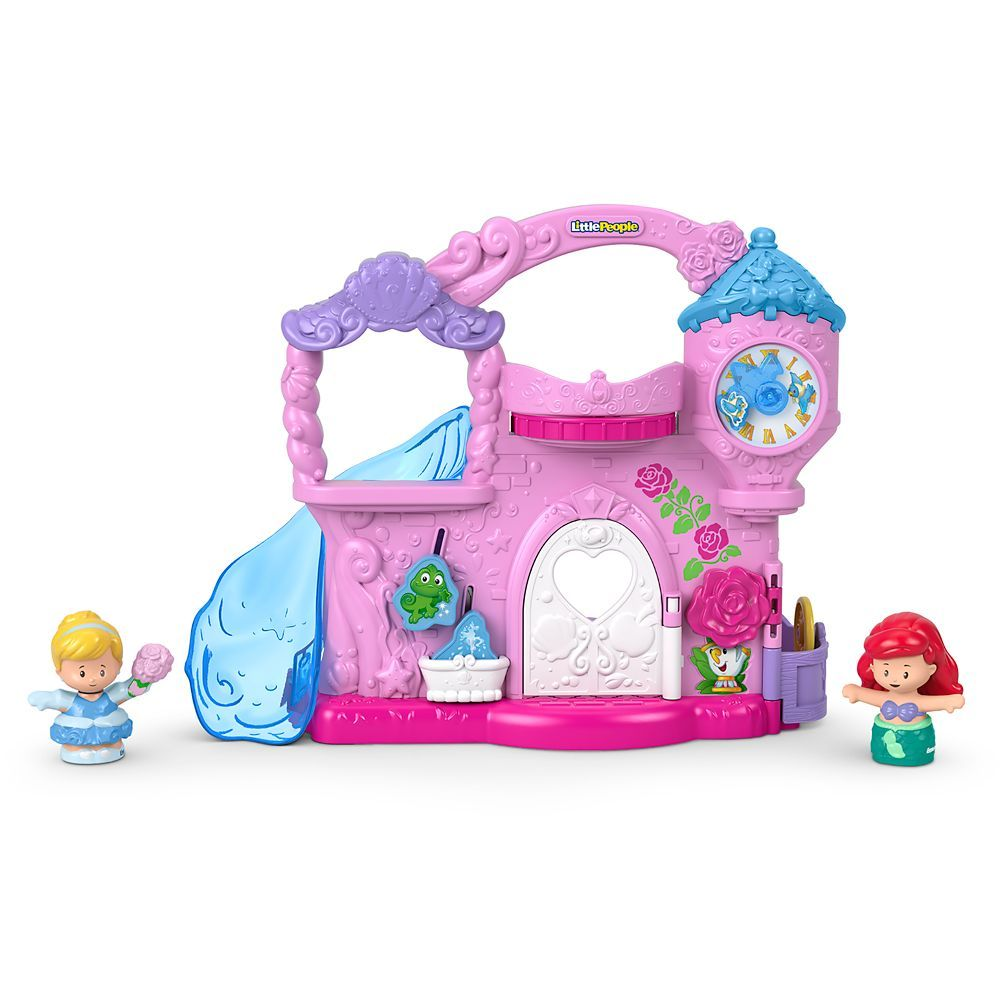 Fisher-Price Little People Disney Princess Play & Go Castle.