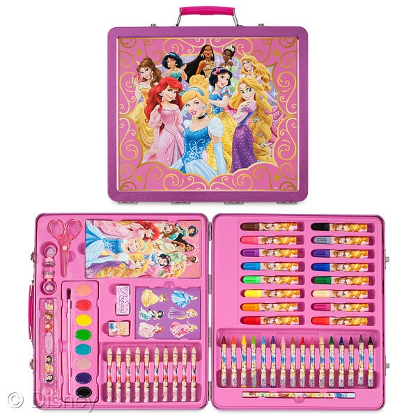 Disney Store Disney Princess Art Kit.