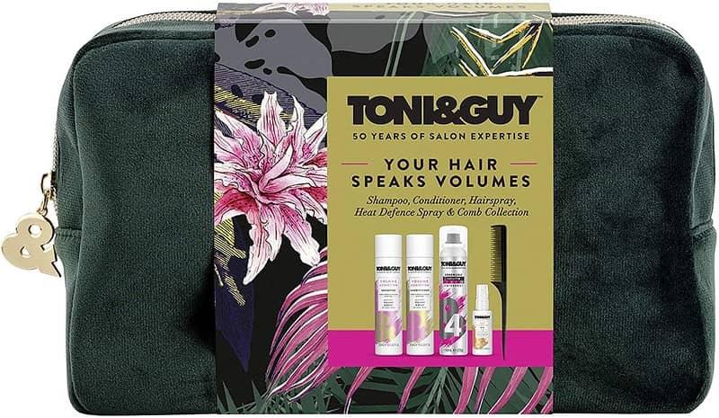 Toni & Guy Hair Styling Christmas Gift Set