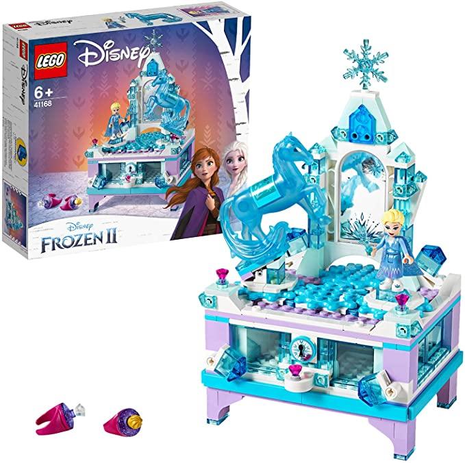 Lego Disney 'Frozen II' Elsa's Jewellery Box.