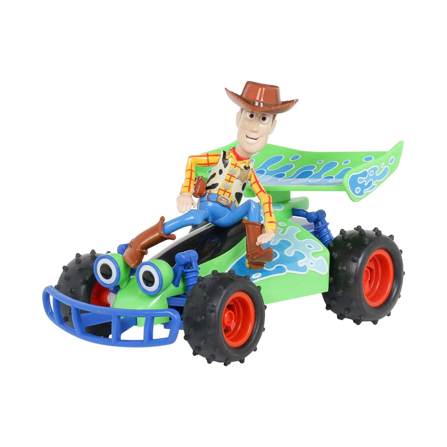 Disney Pixar 'Toy Story 4' RC Buggy With Woody.