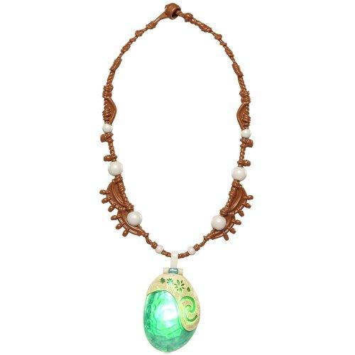 'Moana' Heart Of Te Fiti Magical Seashell Necklace.