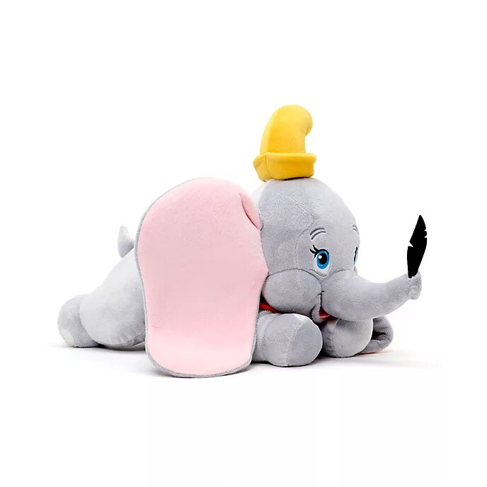 Disney Store Flying Dumbo Soft Toy.