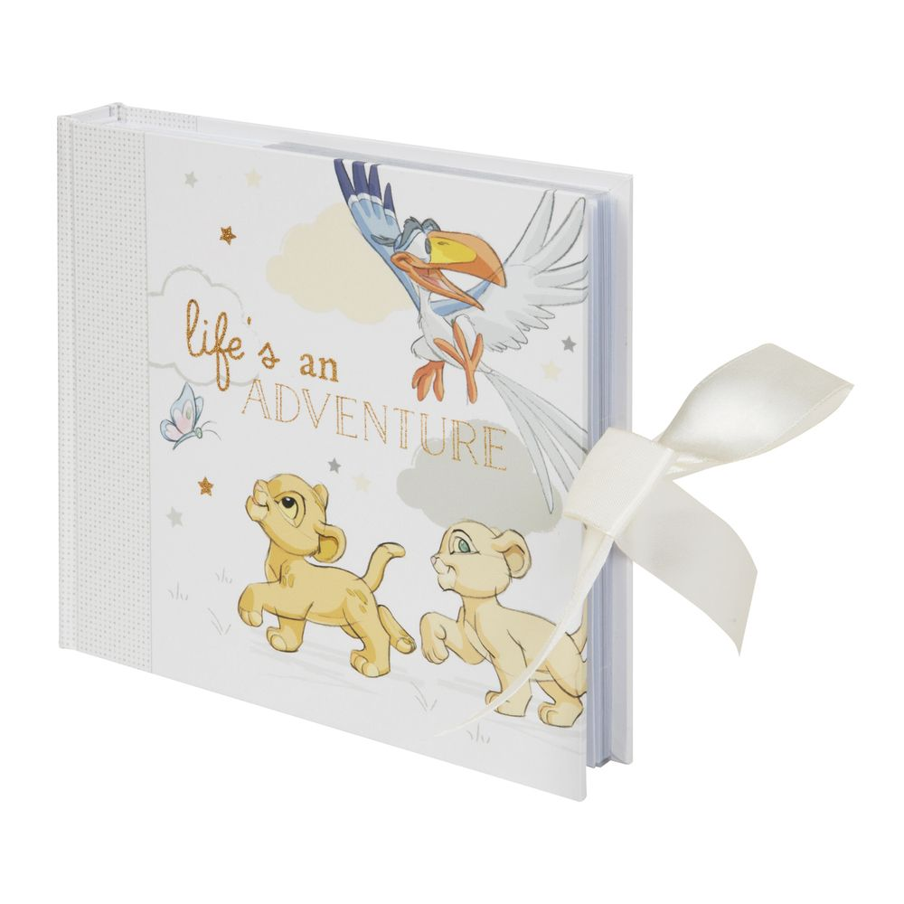 Disney Magical Beginnings Baby Photo Album.