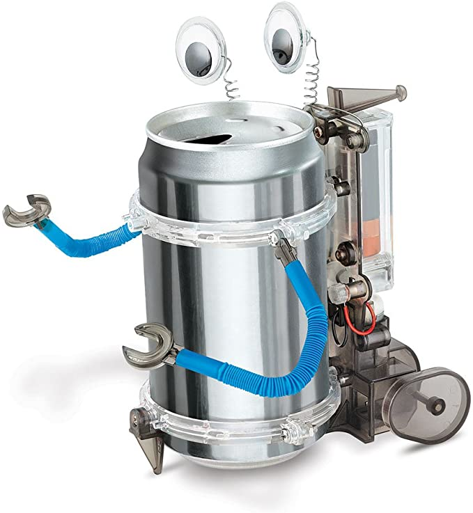 Tin Can Robot - 4M