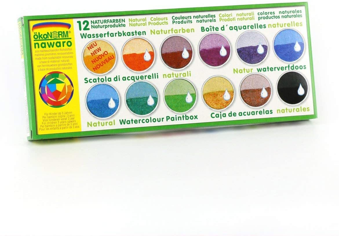 Watercolour Paint Set - Okonorm