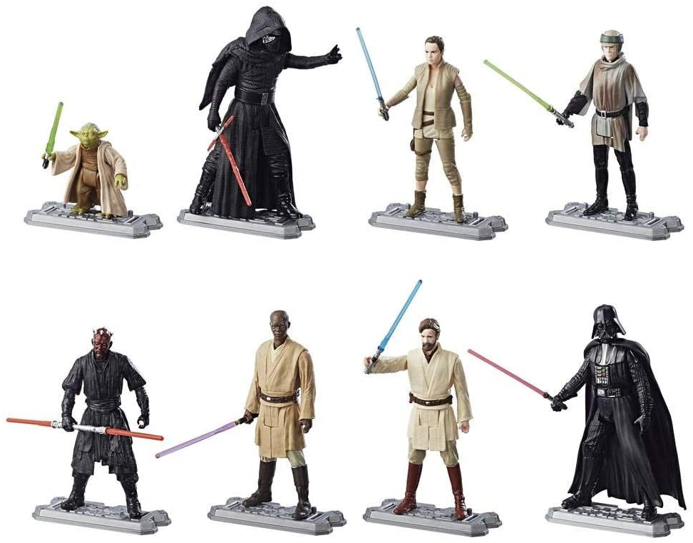 Hasbro Star Wars Action Figure: Era Of The Force (Eight Pack).