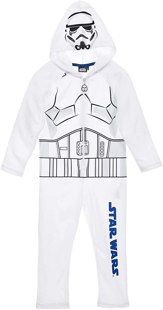 Sun-City Star Wars Stormtrooper Kids All In One.