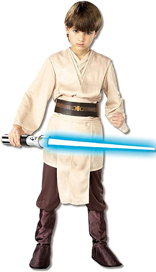Rubie's Official Disney Star Wars Deluxe Jedi Costume‍..