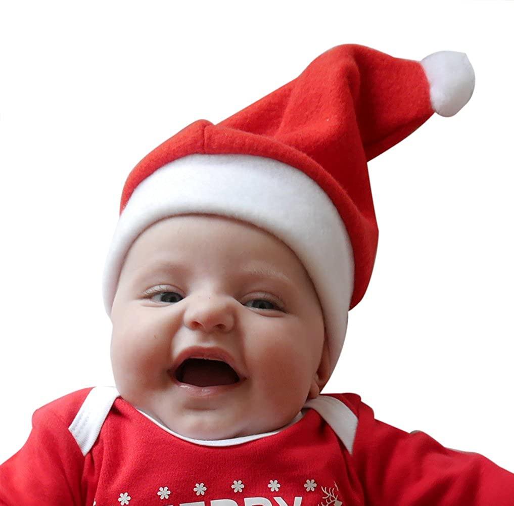 Christmas Santa Baby Hat