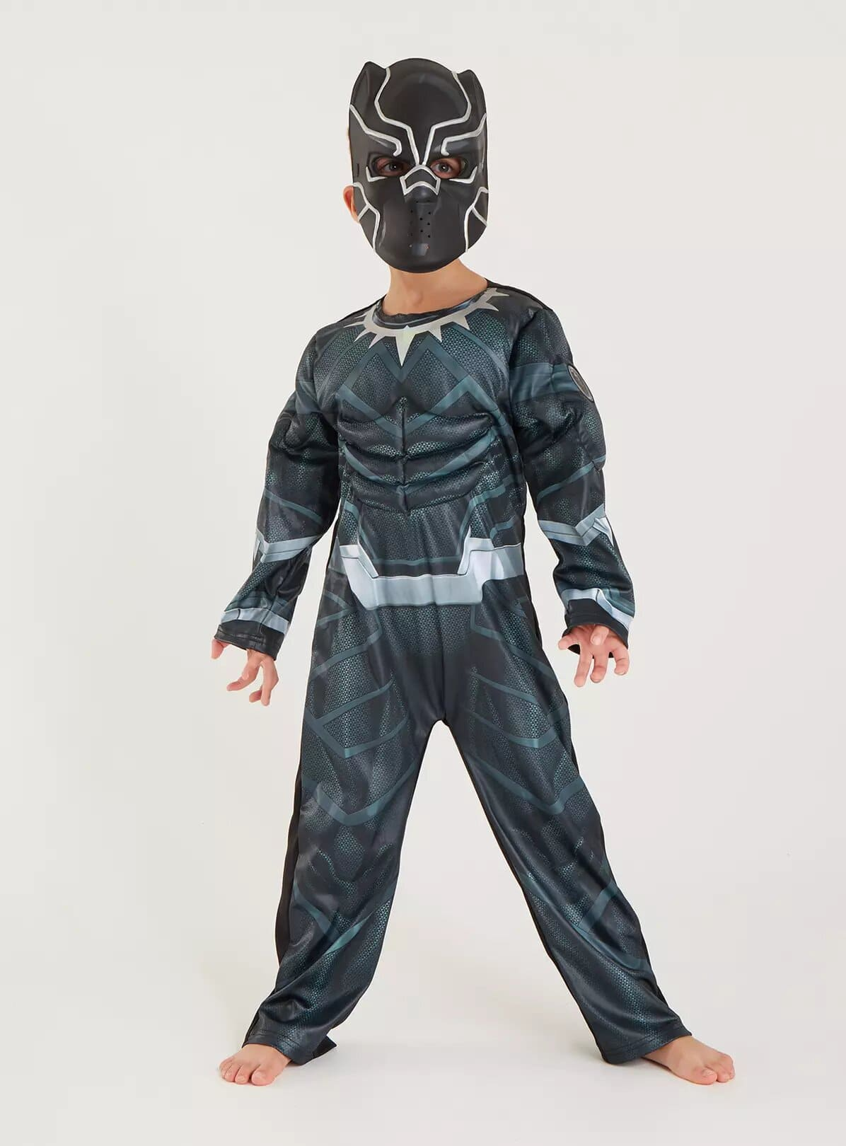 Disney Marvel Black Panther Costume & Mask.