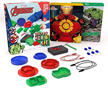 Tech Will Save Us Marvel Avengers Electro Hero Kit.