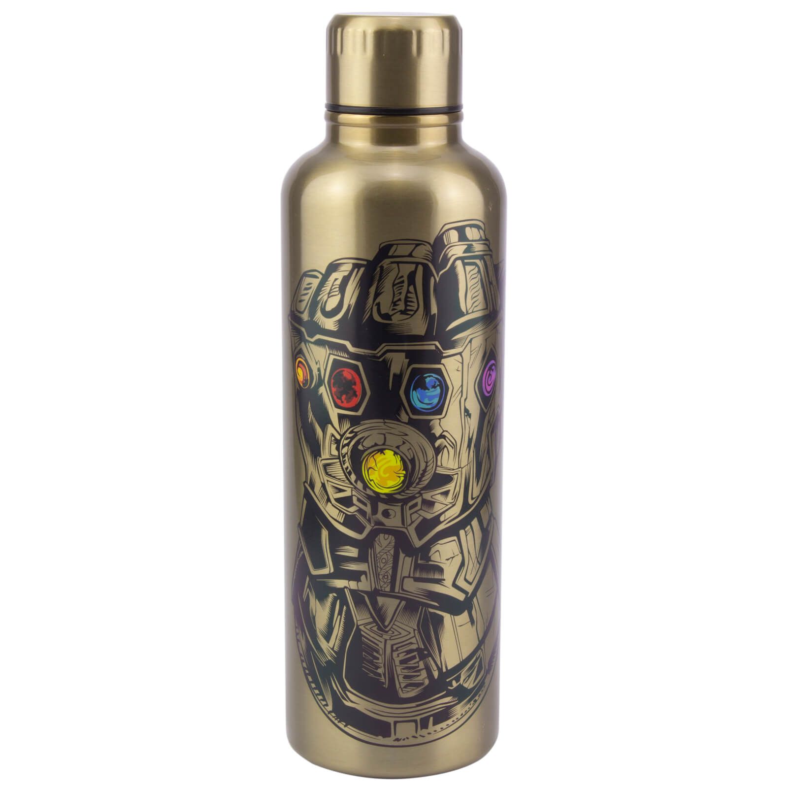 Paladone Avengers Endgame Metal Water Bottle.