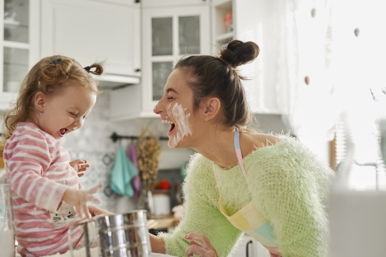 Kids will really enjoy getting involved with the cooking and being creative.