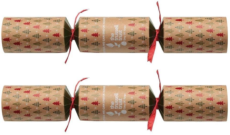 Plastic Free Christmas Tree Crackers - Love Tiki