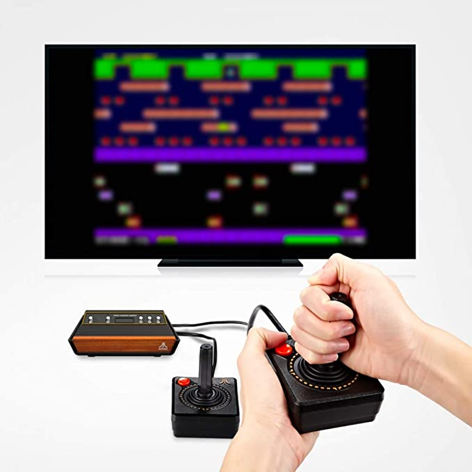 Atari Flashback X Retro Console.