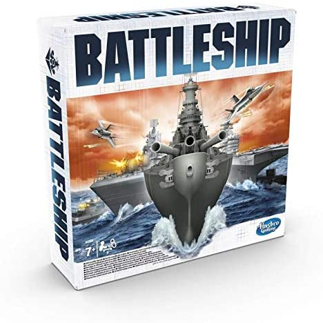 Hasbro Battleships Game.