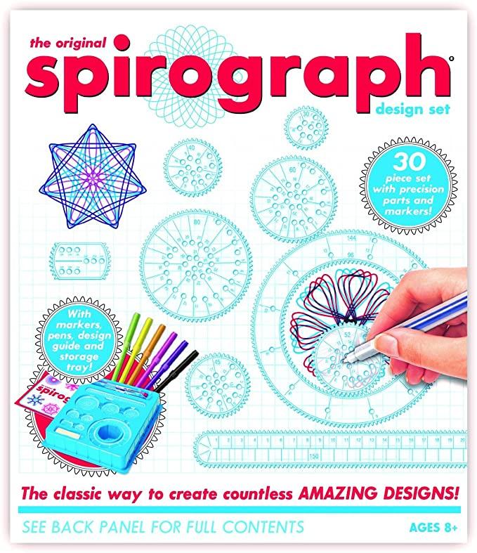 The Original Spirograph.