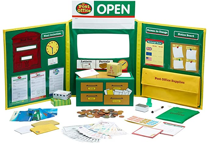 Learning Resources Pretend And Play Post Office.