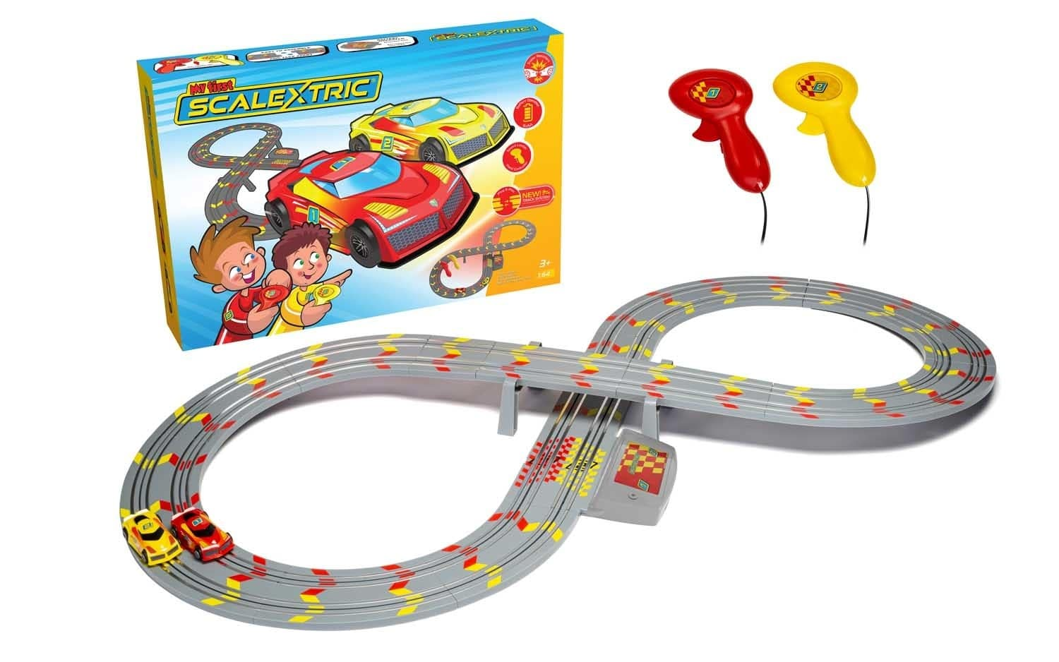 My First Scalextric.